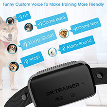 Load image into Gallery viewer, (X674)Dr.Trainer B1s Pro Bark Collar, Smart Barking Collar with Smartphone APP & Watch APP Control, Bark Control Training Collar