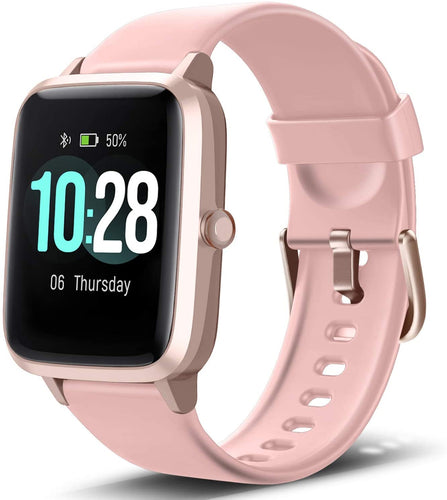(E552)  Smart Watch, Fitness Tracker with Heart Rate Monitor, Activity Tracker with 1.3