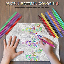 Load image into Gallery viewer, (Y382)Aukisung 3D Coloring Puzzle Set 6 Pack Arts and Crafts for Kids, Fun Creative DIY Toys for Family Craft Kits