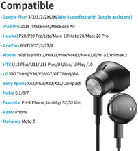 Load image into Gallery viewer, (D635)USB C Headphones, Biming Type C Earbuds USB C Earphones with Mic & Volume Control Headphone for Google Pixel 4/3/2/XL,iPad Pro 2018, OnePlus 6T