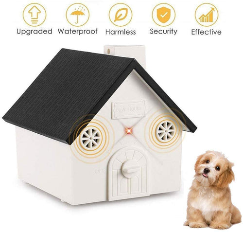 (C404) Outdoor Bark Control Device, Anti Barking Device