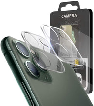 Load image into Gallery viewer, (T537)[2 Pack]Camera Lens Protector Tempered Glass Camera Lens Protector for iPhone 11 Pro Max(6.5 inch) Friendly No-Bubble High Definition Clear