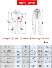 Load image into Gallery viewer, (S990)Liuhong Rain Coats for Men Lightweight Waterproof Rain Suit for Motorcycle Golf Fishing(Jacket&Pants)