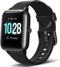 "Load image into Gallery viewer, (E554)Smart Watch, Fitness Tracker with Heart Rate Monitor, Activity Tracker with 1.3"" Touch Screen"