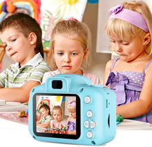 Load image into Gallery viewer, (G187)Upgrade Kids Digital Camera with 8 Megapixel, 2 Inch IPS Screen HD 1080P Kids Selfie Camera, Great Gift for Kids, Toddlers, Toy for Boys and Girls