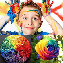 Load image into Gallery viewer, (Q832)Tie Dye Powder, DIY Tie Dye Kits, All-in-1 DIY Fashion Dye Kit,12 Colors Fabric Dye Kit for Kids, Adults and Groups, Non-Toxic Tie Dye Supplies