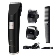 Load image into Gallery viewer, (B619) Beard Trimmer Hair Clippers for Men Electri Trimmers Haircut Cordless Rechargeable USB Charging