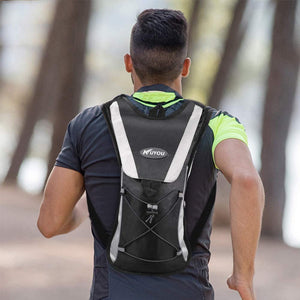 (D324) KUYOU Hydration Pack with 2L Hydration Bladder Water Rucksack Backpack Bladder Bag Cycling Bicycle Bike/Hiking Climbing Pouch