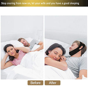 (C132) Anti Snoring Chin Strap for Cpap Users