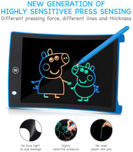 Load image into Gallery viewer, (Q311)Orsen LCD Writing Tablet, Toys for 3-6 Year Old Girls, 8.5-inch Doodle Board Drawing Tablet