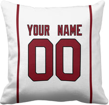 "Load image into Gallery viewer, (C908)Idahar Design You OWN Football Pillowcases Printed Your Name and Number Custom Personalized Throw Pillow Protectors 18"" x 18"" Suitable"