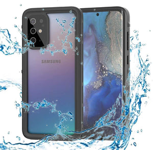 (K082)ANERNAI Compatible Samsung Galaxy S20 Ultra Waterproof Case