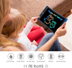 (Q311)Orsen LCD Writing Tablet, Toys for 3-6 Year Old Girls, 8.5-inch Doodle Board Drawing Tablet