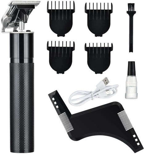 (A961)BASEIN Hair Clippers for Men, Electric Pro Li Outliner Grooming Trimmer, Cordless T-Blade Trimmer Haircut Grooming Kit
