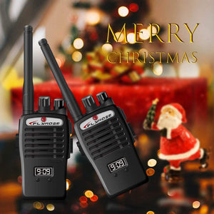 (H890)Walkie Talkies for Kids 2 Way Radios Toy Portable Long Range Handheld Talkies Talky with Belt Clip Child Toys, Best Gift