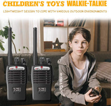 Load image into Gallery viewer, (H890)Walkie Talkies for Kids 2 Way Radios Toy Portable Long Range Handheld Talkies Talky with Belt Clip Child Toys, Best Gift