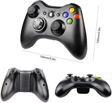 Load image into Gallery viewer, (Q660)Wireless Controller for Xbox 360,Etpark Xbox 360 Joystick Wireless Game Controller for Microsoft Xbox & Slim 360 PC Windows 7,8,10