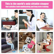 Load image into Gallery viewer, (Y632)MBB Mini Stepper,Under Desk Pedal Exerciser,Folding Colorful Foot Peddle,Physical Therapy Leg Exercisers Peddle,Relieves Varicose Veins Gray Color