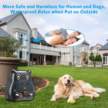 Load image into Gallery viewer, (V016)Tinzzi Bark Control Device, Anti Barking Device with 3 Adjustable Ultrasonic Volume Levels, Automatic Ultrasonic Dog Bark Deterrent for Small Medium Large Dog