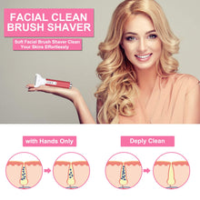 Load image into Gallery viewer, (E923)[Updated]Painless Hair Remover for Women, ELECTRFIRE 5 in 1 Facial Hair Removal