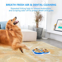 Load image into Gallery viewer, (R361)Dog Lick Mat - Slow Feeder Bowl & Lick Mats for Dogs Cats 2 in 1 - Pet Calming Treats & Anxiety Relief Licking Mats for Bathing, Grooming, Training - Perfect