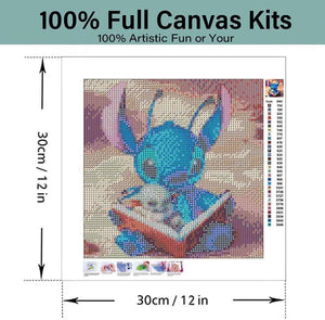 (K208)Amphol Diamond Painting Kits for Adults, 5D Diamond Painting by Number Kits for Kids, Full Drill Diamond Art for Beginner, Gift 12x12 in