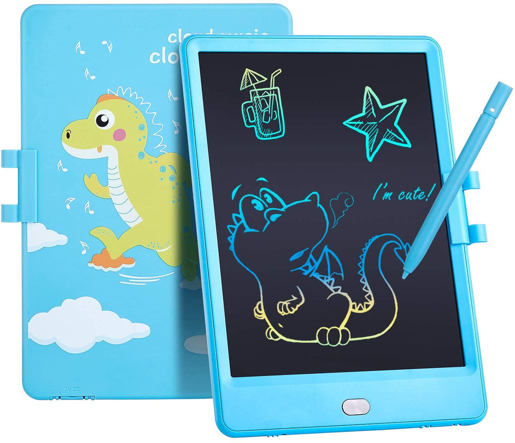 (Q312)KOKODI LCD Writing Tablet Doodle Board, 8.5 Inch Colorful Screen Drawing Tablet, Electronic Doodle Board for Kids, Boys Girls Toys