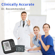 Load image into Gallery viewer, (H771) Blood Pressure Monitor for Upper Arm, LOVIA Accurate Automatic Digital BP Machine