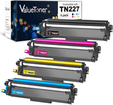 Load image into Gallery viewer, (K914)Valuetoner Compatible Toner Cartridge Replacement for Brother TN227 TN-227 TN227bk TN223 TN-223