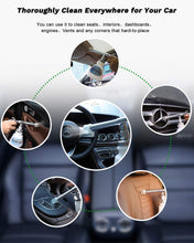 Load image into Gallery viewer, (K312)Carfka High Pressure Car Cleaning Gun, Upgraded Professional Car Interior Cleaner Detailing Wash Gun with 1L Bottle, Wash Spray Bottle Nozzle
