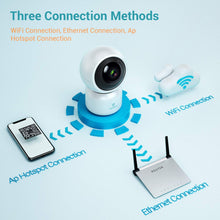 Load image into Gallery viewer, (A472) Security Camera, 1080P WiFi Home Indoor Camera