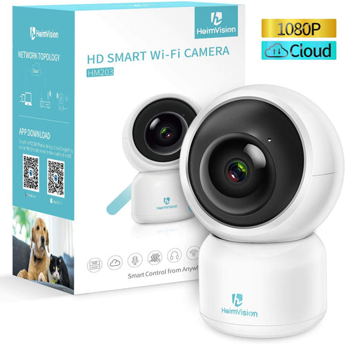 (A472) Security Camera, 1080P WiFi Home Indoor Camera