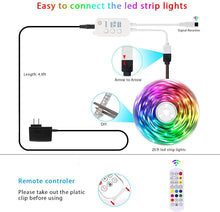 Load image into Gallery viewer, (R842)ZATAYE Led Lights Strip for Bedroom Decoration