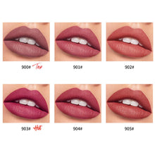 Load image into Gallery viewer, (G120)Mini Capsule Matte Superstay Ink, 6 Pcs Matt Waterproof Long Lasts Lipstick Liquid/Non-Stick on Cup, Kiss-proof, Nude Lip Gloss Kit
