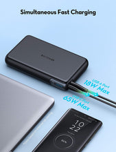 Load image into Gallery viewer, (R182)USB C Power Bank RAVPower 30000mAh 90W PD Laptop Portable Charger Dual Port Fast Charging