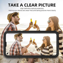 Load image into Gallery viewer, (H280)WIFORT Case Fit for Samsung A21, Waterproof Case Full Body Sealed Built in Screen Protector, Dual Layers Front and Back Cover Rugged....