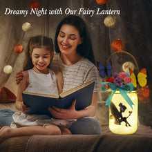 Load image into Gallery viewer, (Y842)LAYKEN Fairy Lantern Craft Kit for Kids - DIY Make Your Own Fairy Lantern Jar Decor Craft for Girls Age 6 7 8 9 10 Year Old, Great Gift