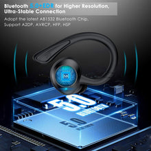 Load image into Gallery viewer, (Q178) Muzili G4 Wireless Earbuds, in-Ear Bluetooth Headphones with Immersive Bass Sound, Bluetooth 5.0, 36H Playtime,IPX7 Waterproof Sport Earbuds with Removable Ear Hook,
