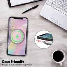 Load image into Gallery viewer, (S712)15W Magnetic Fast Wireless Charger, Fast Magnet Charging Pad Compatible with iPhone 12/12 Mini/12 Pro/12 Pro Max...