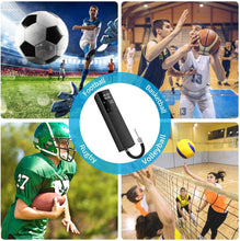 Load image into Gallery viewer, (G013)Pumteck Electric Ball Pump,Smart Air Pump Portable Fast Ball Inflation with Accurate Pressure Gauge and Digital LCD Display for Football Basketball Volleyball Rugby
