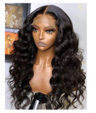 Frontal Raw Indian Hair Wig 20""