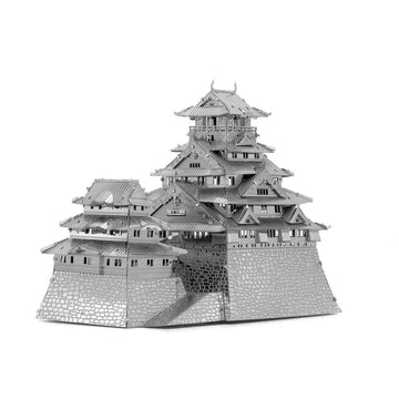 METAL EARTH Osaka Castle 3D Model