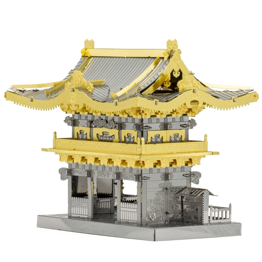 METAL EARTH Yomeimon Gate 3D Model