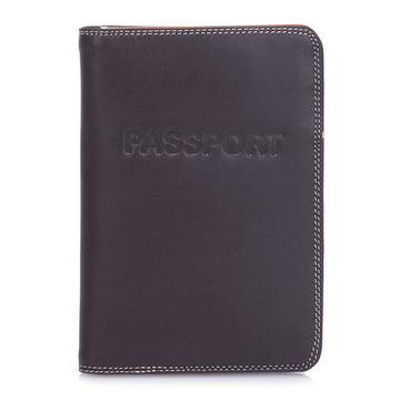 mywalit Passport Holder RFID in Mocha