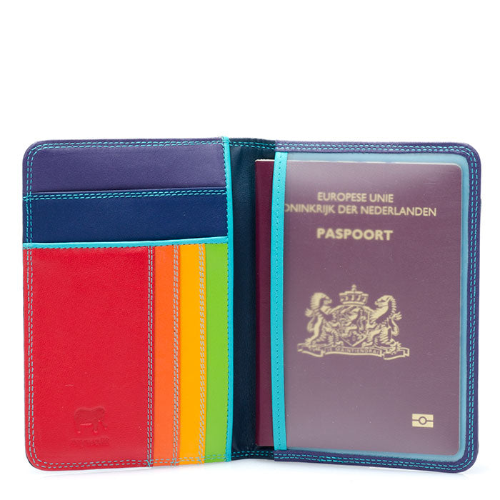 mywalit Passport Holder RFID in Black Pace