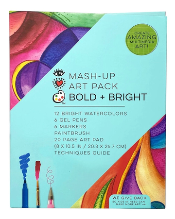 iHeart Art Mash Up Art Pack Bold and Bright