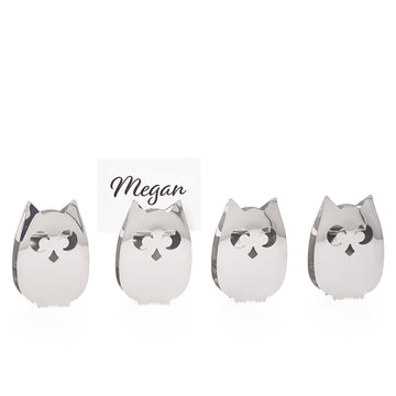 Owl Placecard Holders
