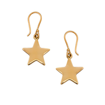 Alchemia Star Drop Earrings