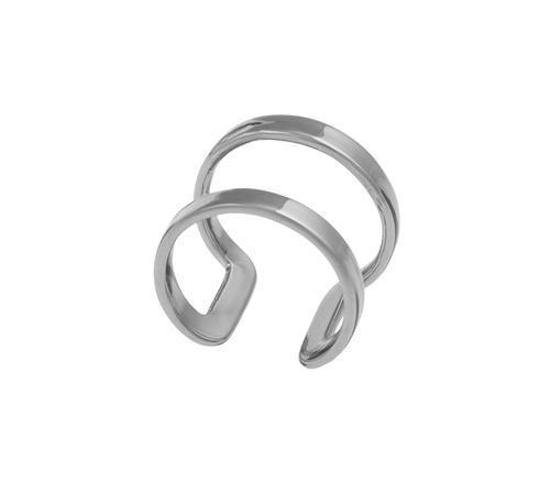 Sterling Silver Mid Finger Ring