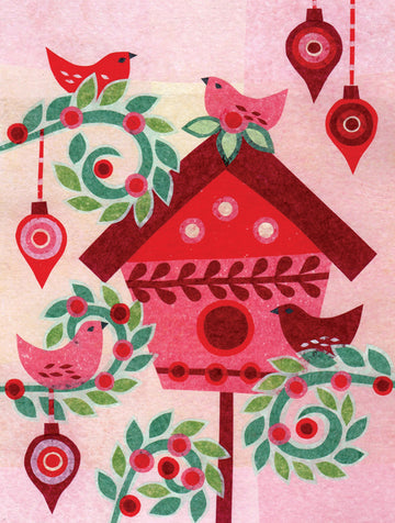 Holiday Gathering Boxed Cards